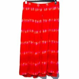 Cato Tie Dye Skirt EUC Sz 22/24W